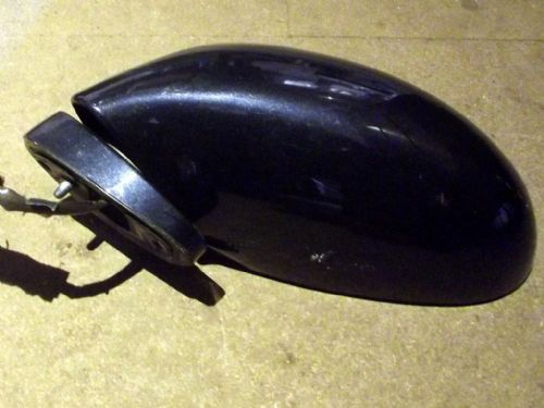 Door Mirror, Mazda MX-5 mk2, l/h, 12K Blue, electric, left hand, USED 04